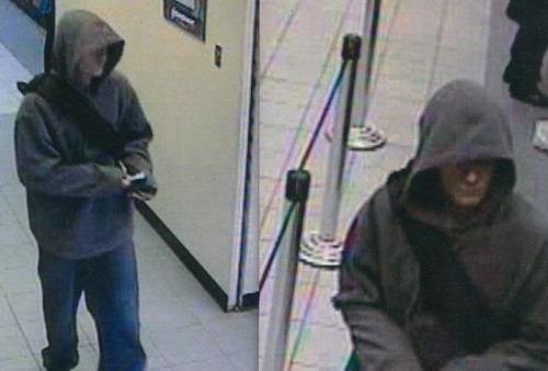 Suspect in Emigrant Savings Robbery