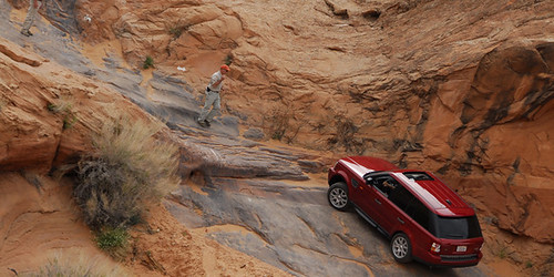 Land Rover Adventures Returns to Bring Excitement to Moab Desert