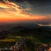 Chiemgau Sunset by alpenbild.de