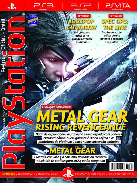 PlayStation: Revista Oficial – Brasil, edição 165