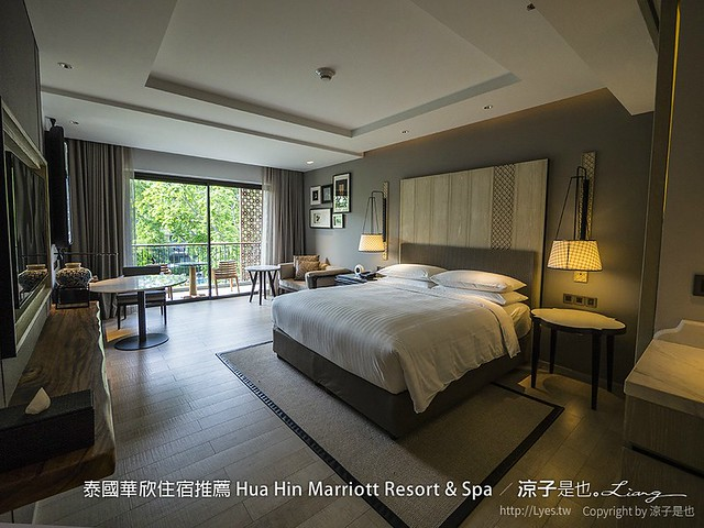 泰國華欣住宿推薦 Hua Hin Marriott Resort & Spa 8