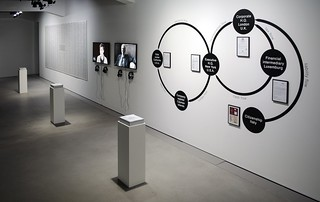 Loophole For All - Poetics and Politics of Data, exhibition at House of Electronic Arts, Basel - Switzerland