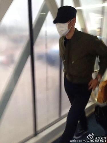 Big Bang - Wuhan Airport - 27jun2015 - 2023558611 - 01