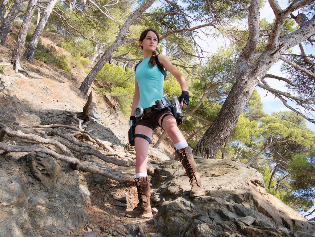 related image - Shooting Lara Croft - Calanque du Mont Salva - Six Fours les Plages - 2016-08-11- P1500391