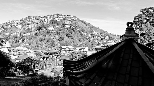 The view from the Bell Church, Baguio City - 2