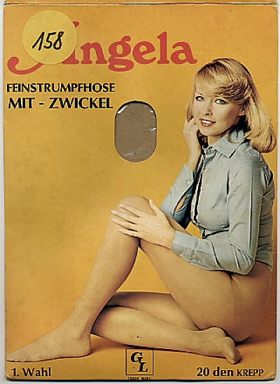 Covers Of Pantyhose Packages 111