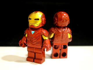 IRON MAN is now on Bricklink