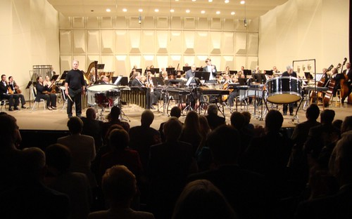 Shreveport Symphony Orchestra / standing ovation by trudeau