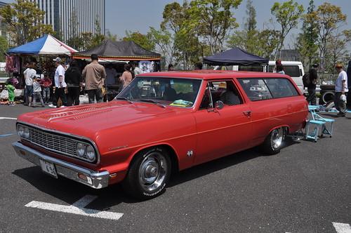 1963-1964 Chevrolet Chevelle Malibu Wagon