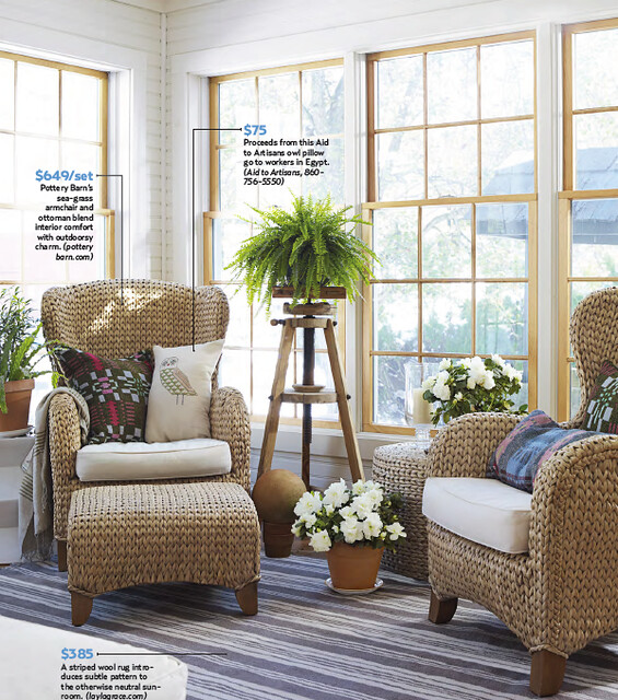 Tracy Reese, May 2012, Country Living