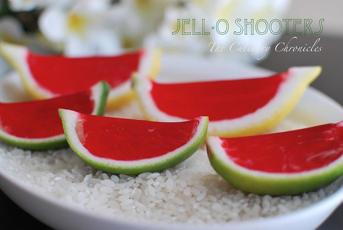 Jell-O Shooters