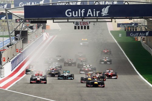 GP do Bahrein - F1 2012