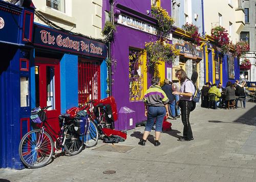 Quay Street, Galway City
