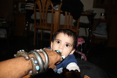 Nerjis Asif Shakir Aspiring Street Photographer 9 Month Old by firoze shakir photographerno1