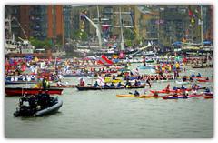 Queen's Diamond Jubilee Flotilla 2012