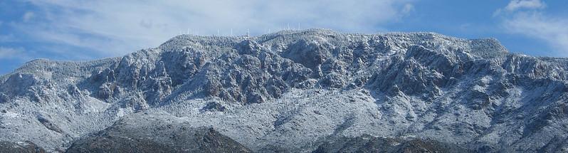 Sandia Mountains Snow Sandia Mountain Snow Flickr