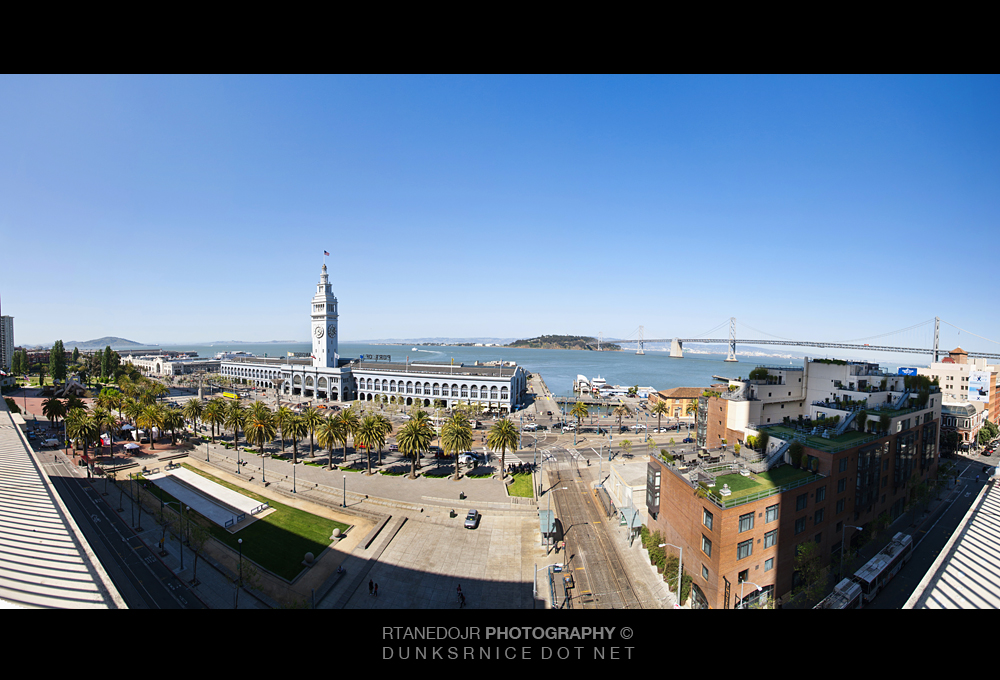 131 of 366 || Embarcadero, San Francisco.