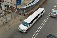 CADILLAC Escalade limousine