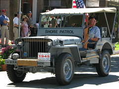 1942 Willys Overland MB Jeep U.S. Navy Shore Patrol 10