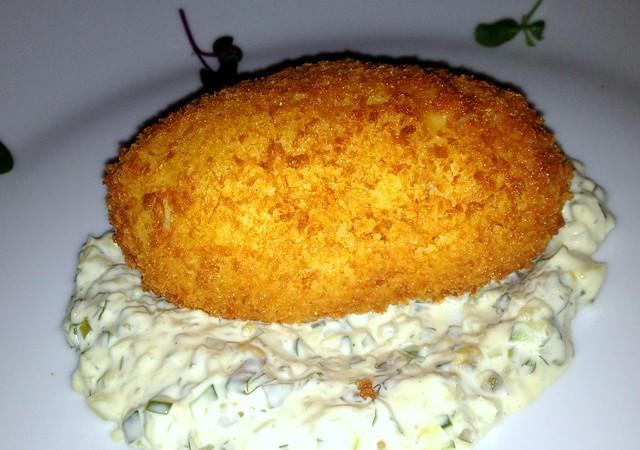 Egg Croquette