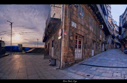 Rua Real by Carlos Castro Pérez