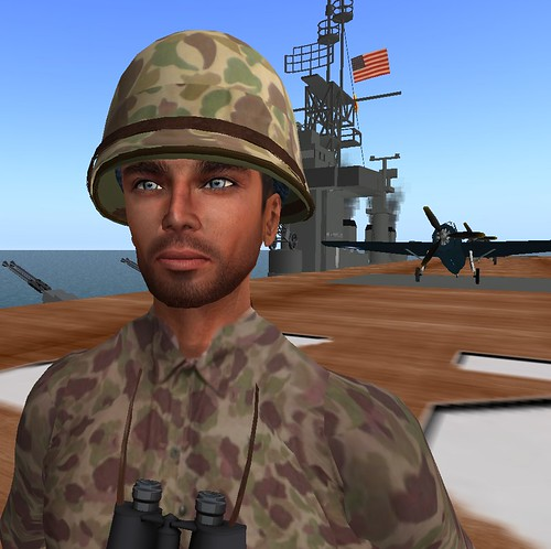 David Wolfe WW II sims at Inworldz ! by mimi.juneau *Mimi's Choice*