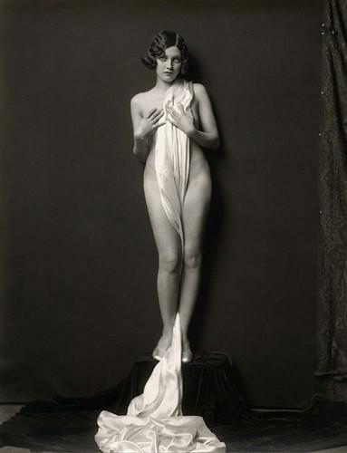 Adrienne Ames, Ziegfeld Girl, Circa 1929 by John McNab