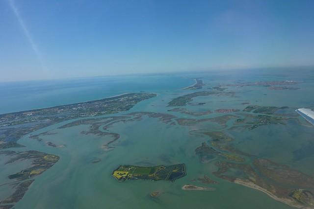 228 - Venezia desde el aire
