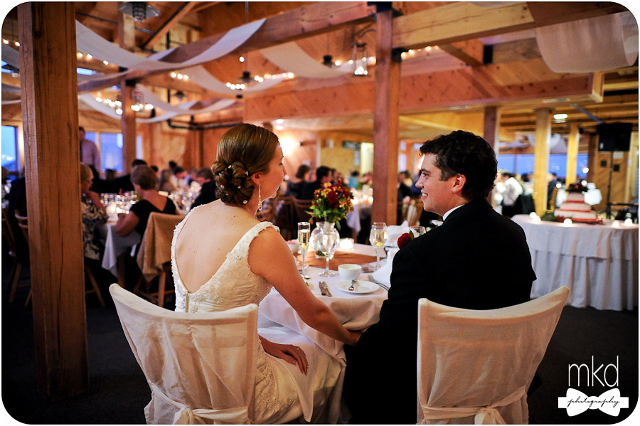 Wedding Reception at Saddleback Mountain Lodge - Rangeley, ME