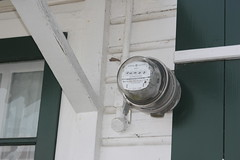 Meter in North Beach