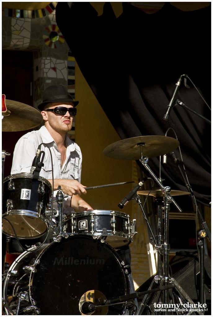 summer drummer