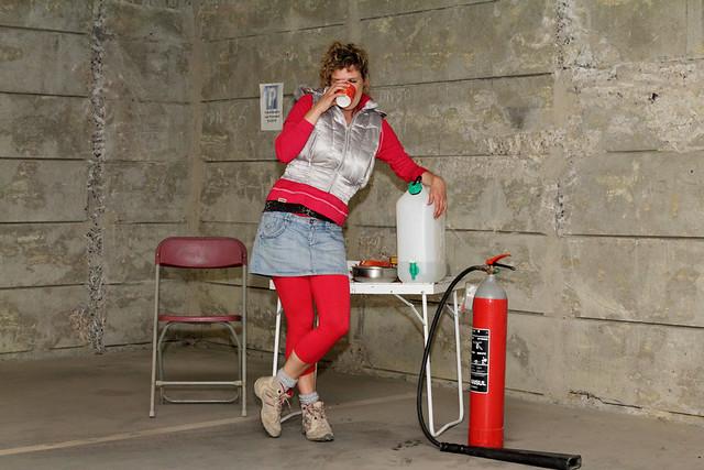 Griet Desutter - Allez, Allez, Roulez! - Leuven in Scène 2012