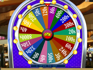 Spin Magic Bonus Game
