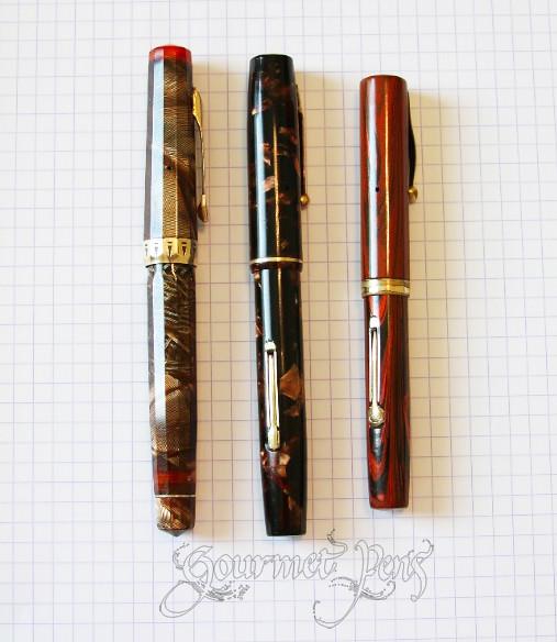 Vintage Flex Pens