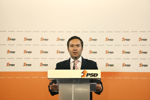 Conferência de Imprensa -Jorge Moreira da Silva
