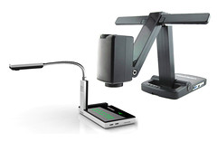 QOMO HiteVision ISTE 2012 Portable Document Camera Visualizer