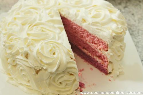 Tarta de rosas (17)