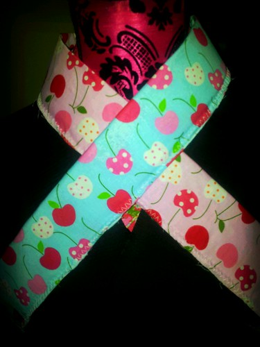 Fake kimono collars again!