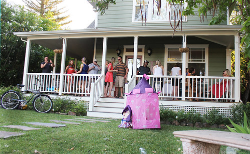 Porch Party, June 1