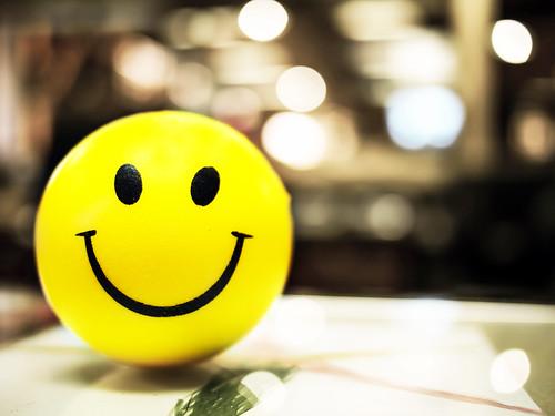 Smile! It's Contagious.