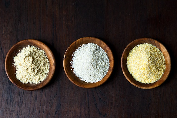 3 Types of Cornmeal