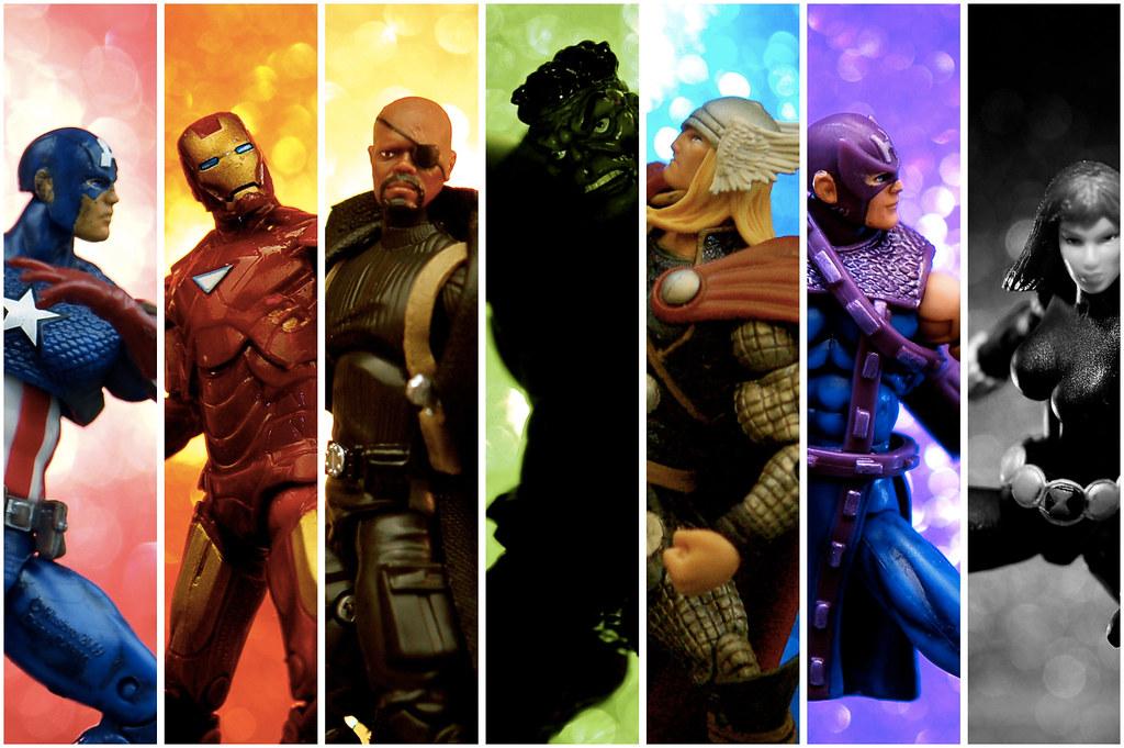 Universal Avengers
