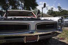 automobile, automotive exterior, vehicle, bumper, antique car, classic car, land vehicle, muscle car, pontiac gto, motor vehicle,