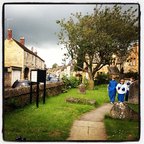 Monaguillos en Winchcombe #cotswolds #uk #countryside #country