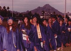 Phoenix College Graduation 1993