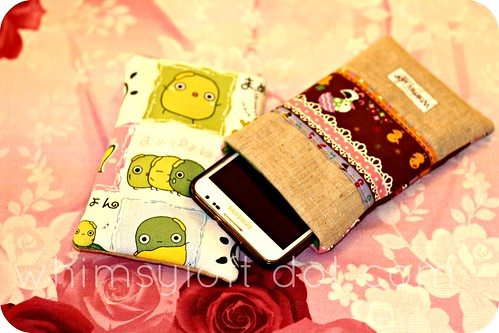 samsung galaxy note pouch_chick&lace