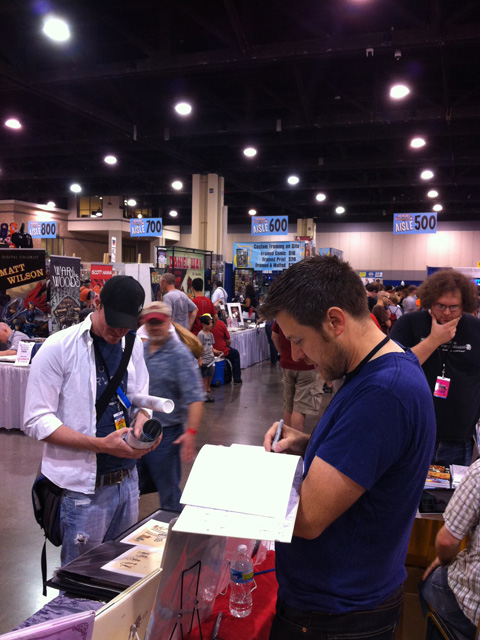 HeroesCon 2012  -- 07 -- My View