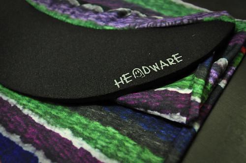 headware visor