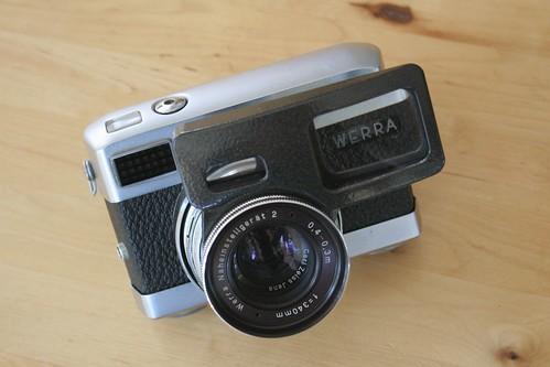 Werra with Macro prefix 2