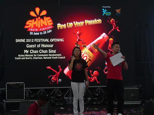 SHINE Youth Festival 2012